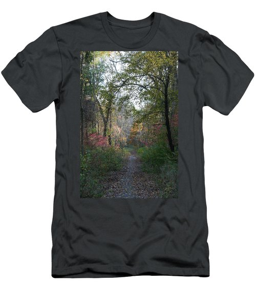 The Road Ahead No.2 Men's T-Shirt (Slim Fit)