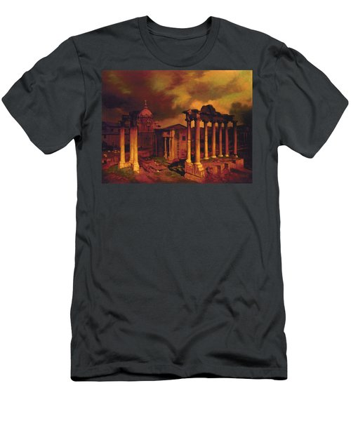The Roman Forum Men's T-Shirt (Athletic Fit)