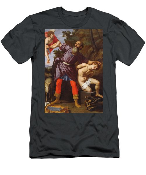 The Sacrifice Of Abraham Men's T-Shirt (Athletic Fit)