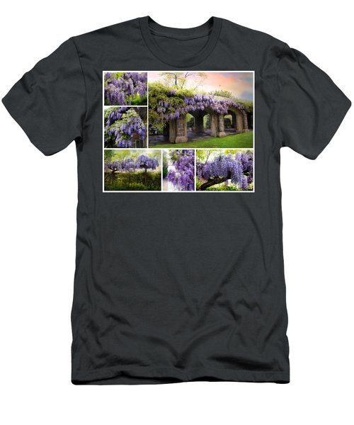 The Scent Of Spring Men's T-Shirt (Athletic Fit)