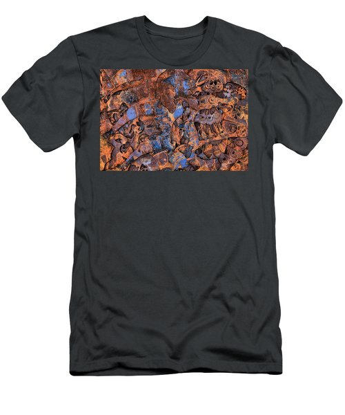 The Scrap Pile Men's T-Shirt (Athletic Fit)