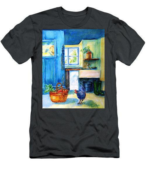 The Scullery  Men's T-Shirt (Slim Fit) by Trudi Doyle