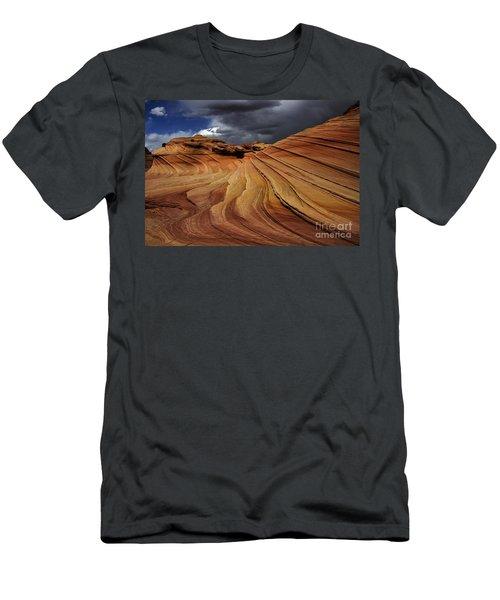 The Second Wave Men's T-Shirt (Athletic Fit)