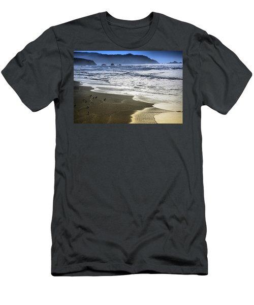 The Shore Men's T-Shirt (Athletic Fit)