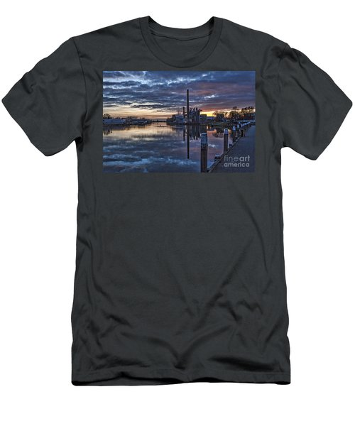 The Sky Is Crying Men's T-Shirt (Athletic Fit)