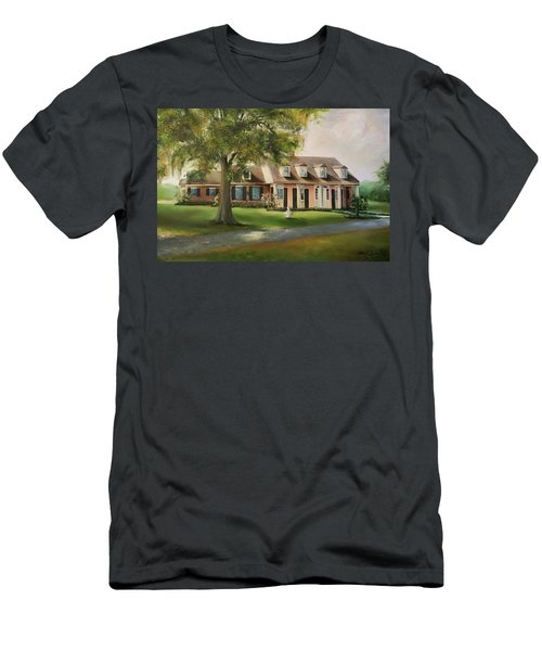 The Sunrise House Men's T-Shirt (Athletic Fit)