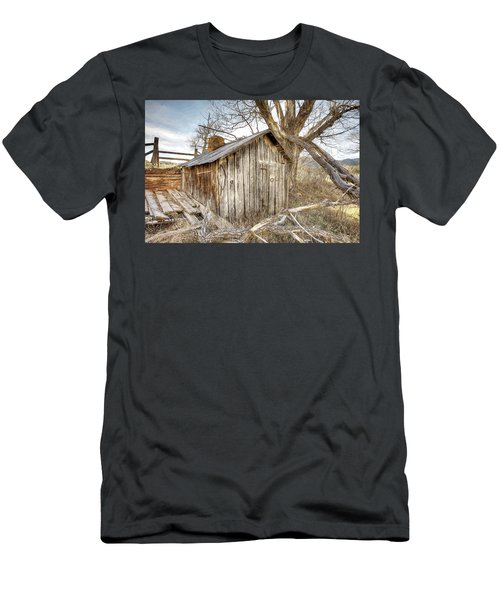 The Tack Shed Men's T-Shirt (Athletic Fit)