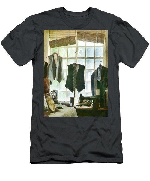 The Tailor Shop Men's T-Shirt (Athletic Fit)