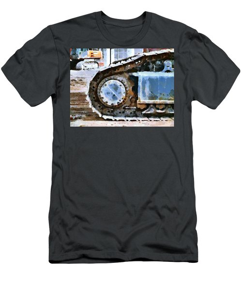 The Tears Of My Tracks Men's T-Shirt (Athletic Fit)