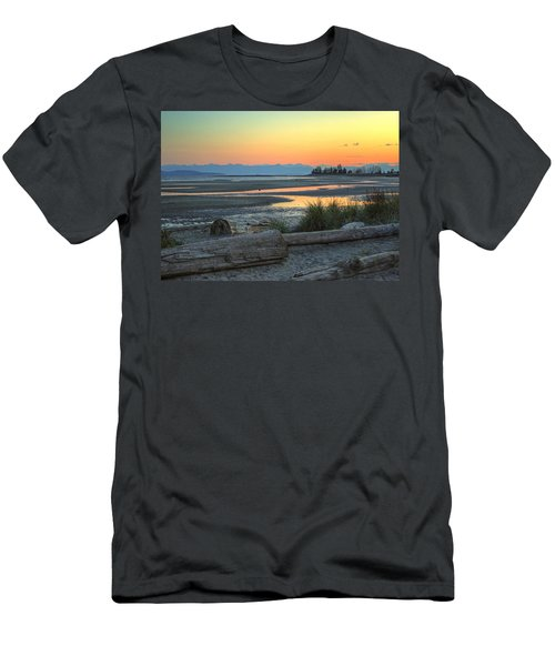 The Tide Is Low Men's T-Shirt (Athletic Fit)