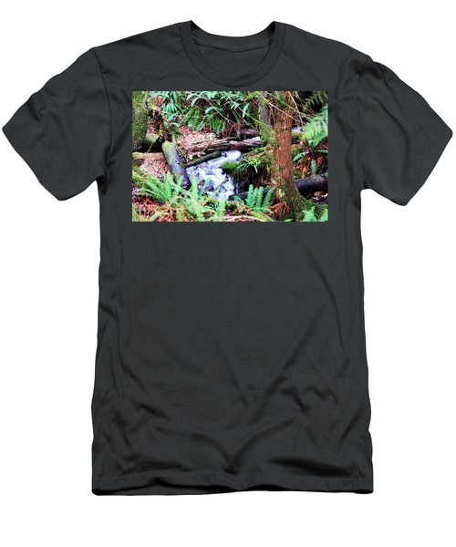 The Unknown Creek Men's T-Shirt (Athletic Fit)