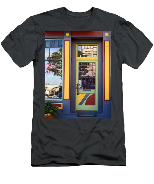 The Victorian Diner Men's T-Shirt (Athletic Fit)