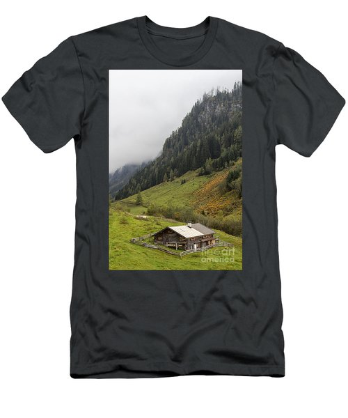 The Wimmertal In Tirol Men's T-Shirt (Athletic Fit)