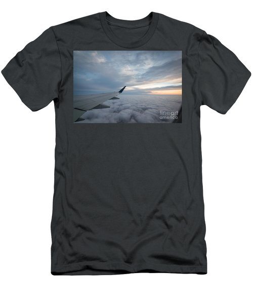 The Window Seat Men's T-Shirt (Athletic Fit)