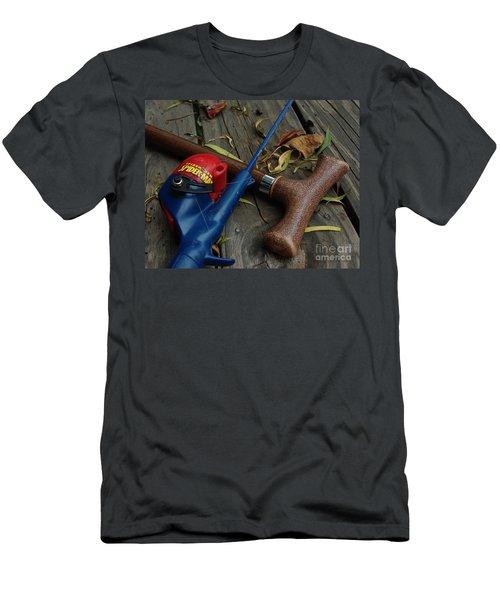 Men's T-Shirt (Slim Fit) featuring the photograph The X Men by Peter Piatt