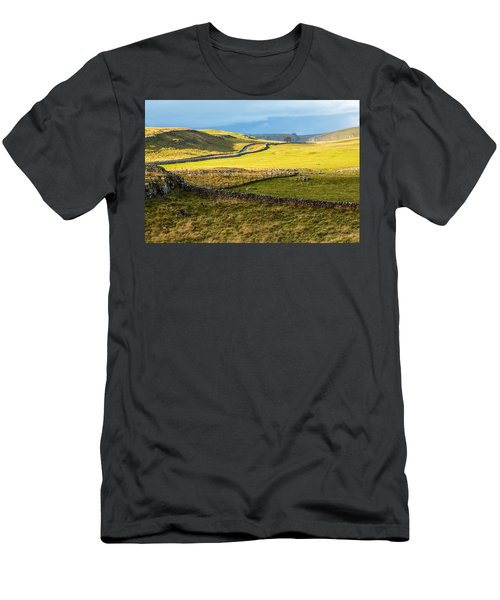 The Yorkshire Dales Men's T-Shirt (Athletic Fit)
