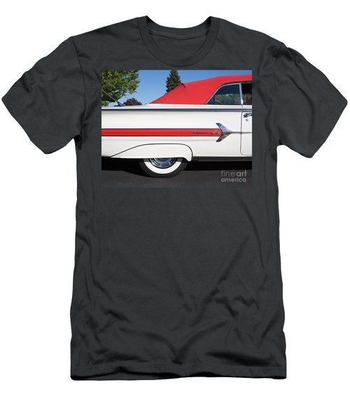 There Was A Time Men's T-Shirt (Athletic Fit)