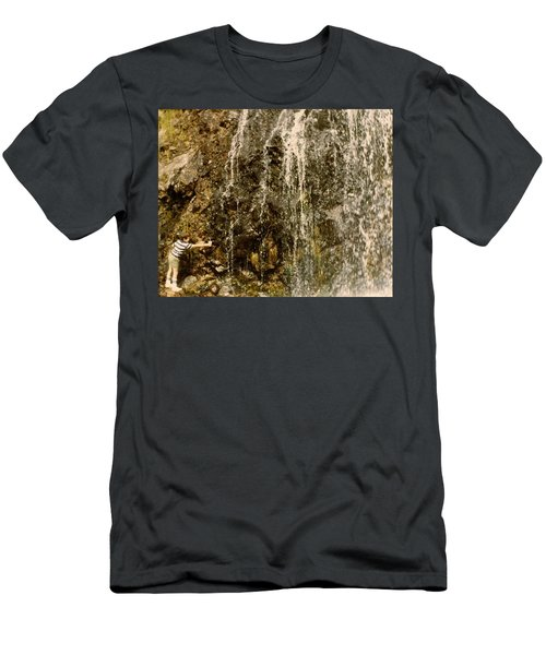 Thirsty Men's T-Shirt (Athletic Fit)
