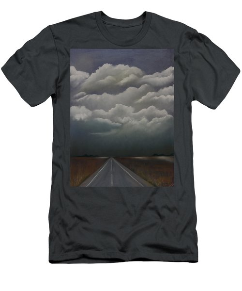 This Menacing Sky Men's T-Shirt (Athletic Fit)