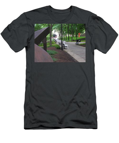 Thoughtful Men's T-Shirt (Athletic Fit)