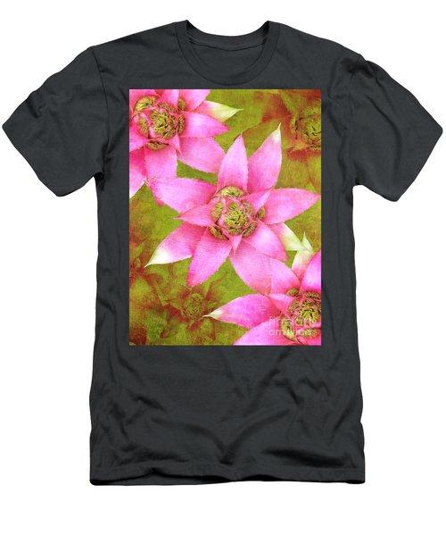 Three Pink Ladies Men's T-Shirt (Athletic Fit)