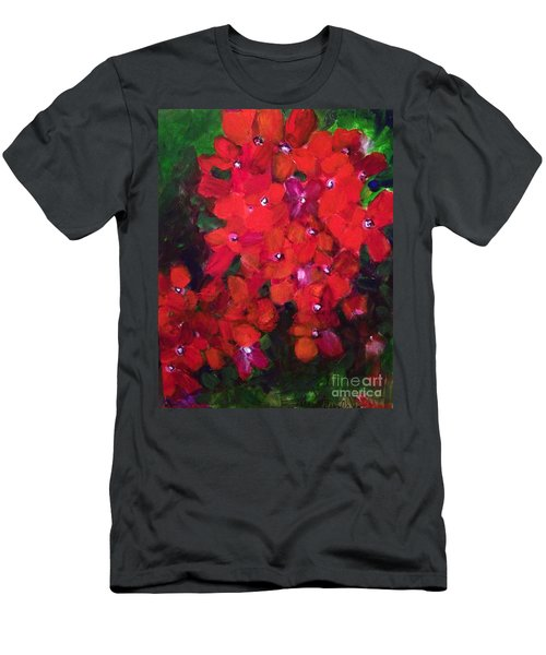 Thriving To Be Noticed Men's T-Shirt (Athletic Fit)