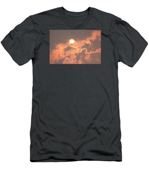Through The Smoke Men's T-Shirt (Athletic Fit)