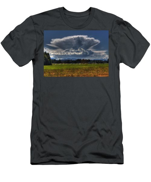 Thunder Storm Men's T-Shirt (Athletic Fit)