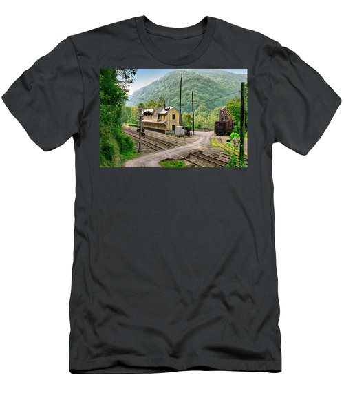 Thurmond After The Rain Men's T-Shirt (Athletic Fit)
