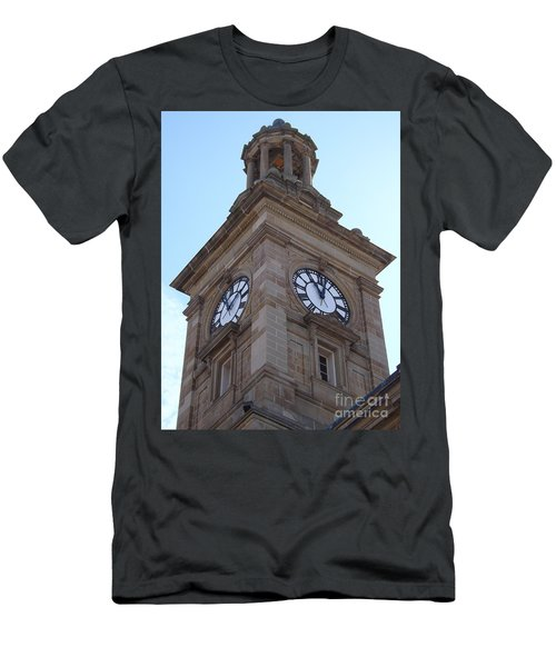 Tick Tock Men's T-Shirt (Athletic Fit)