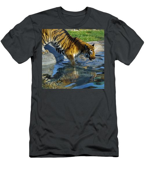 Tiger 1 Men's T-Shirt (Athletic Fit)