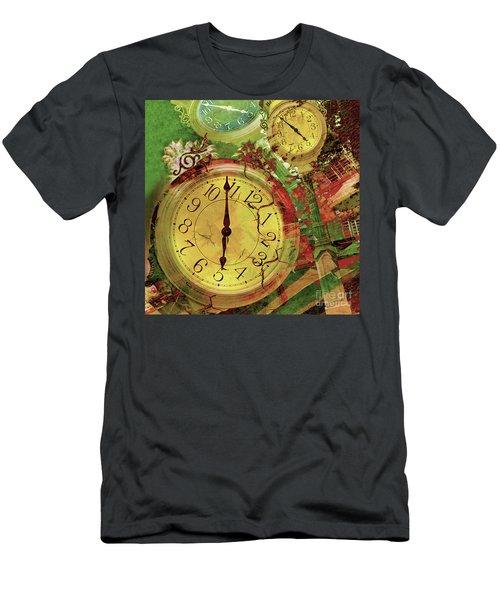 Time 6 Men's T-Shirt (Athletic Fit)