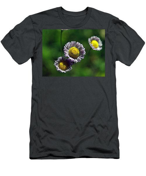 Tiny Little Weed Men's T-Shirt (Athletic Fit)