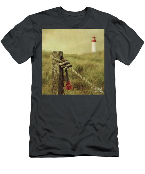 To The Lighthouse Men's T-Shirt (Athletic Fit)