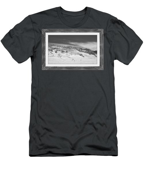 Topsail Island Day Of The Dunes  Men's T-Shirt (Athletic Fit)