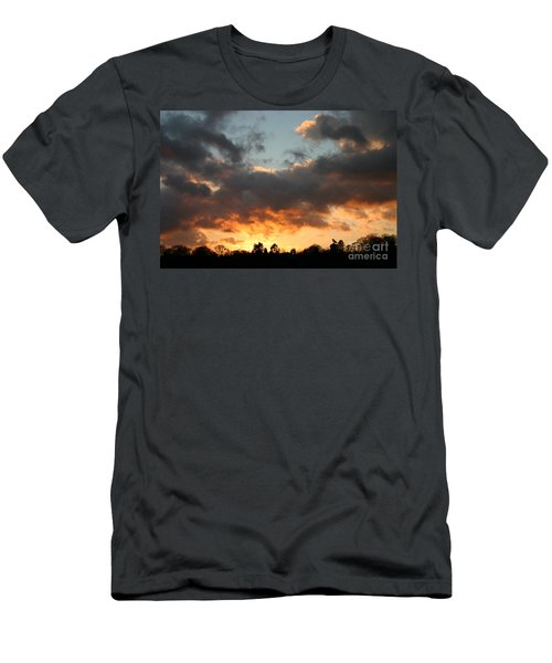 Tormented Sky Men's T-Shirt (Athletic Fit)