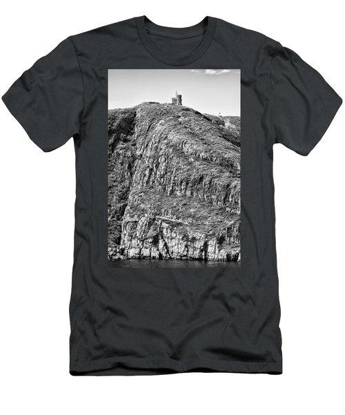 Signal Hill Men's T-Shirt (Athletic Fit)
