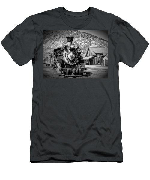 Train 480 Men's T-Shirt (Athletic Fit)
