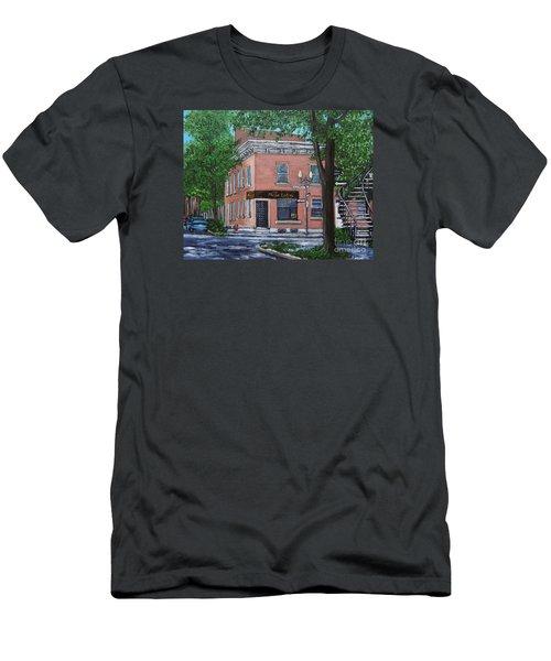 Traiteur Mesa Latina  Men's T-Shirt (Athletic Fit)