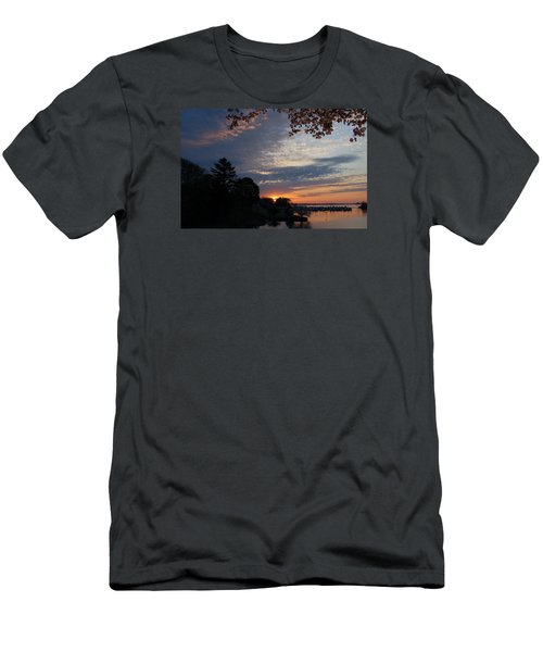 Tranquility Men's T-Shirt (Slim Fit)