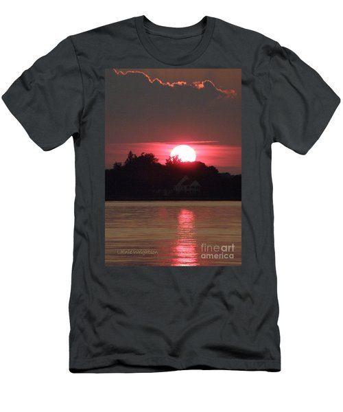Tred Avon Sunset Men's T-Shirt (Athletic Fit)