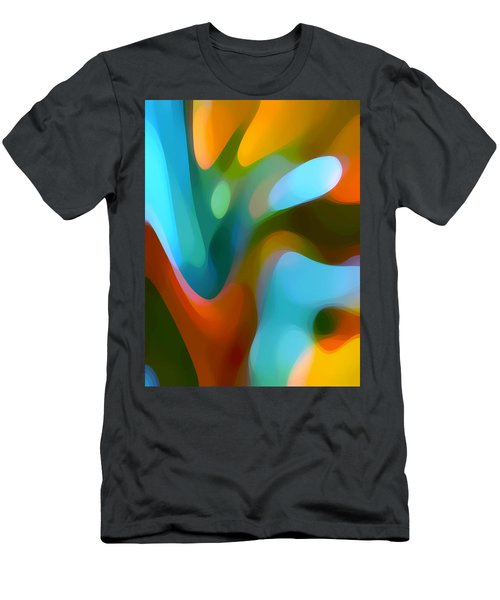 Tree Light 3 Men's T-Shirt (Athletic Fit)