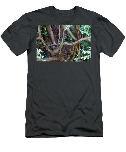 Men's T-Shirt (Slim Fit) featuring the photograph Tree by Rafael Salazar