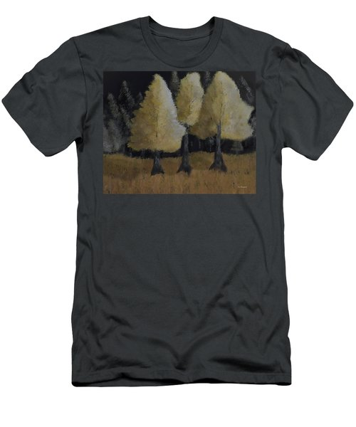 Tree Trio Men's T-Shirt (Athletic Fit)