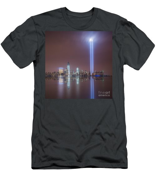 Tribute In Light Men's T-Shirt (Athletic Fit)