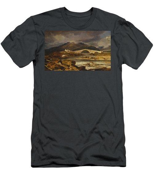 Tummel Bridge Men's T-Shirt (Athletic Fit)