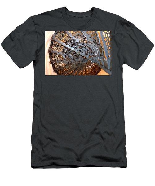 Twist Of Steel Men's T-Shirt (Athletic Fit)