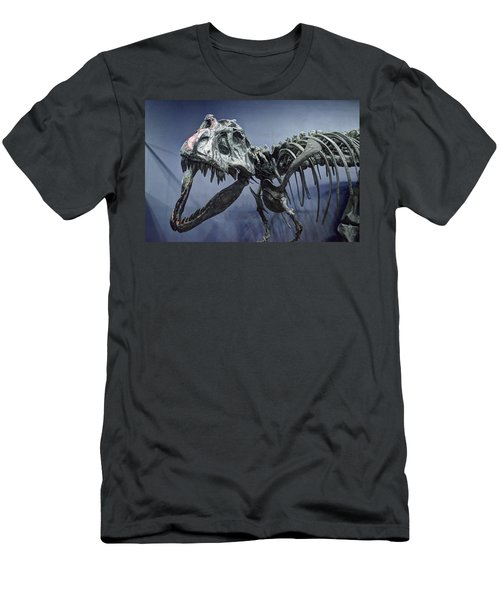 Tyrannosaurus Jane Men's T-Shirt (Athletic Fit)