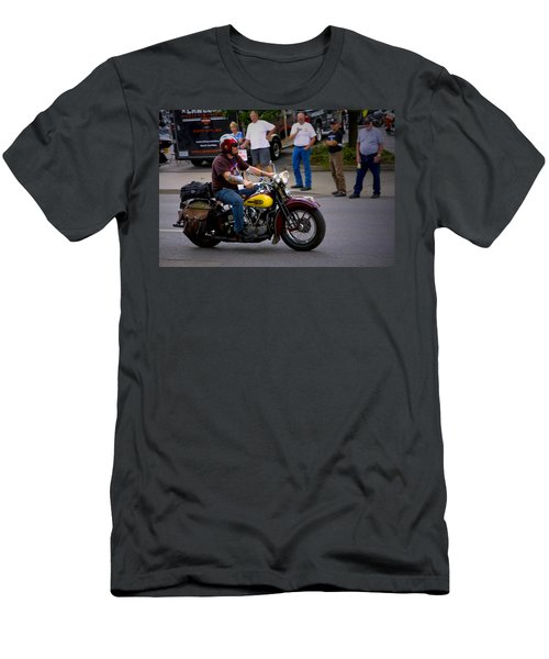 Un-named Crosscountry Harley Men's T-Shirt (Athletic Fit)