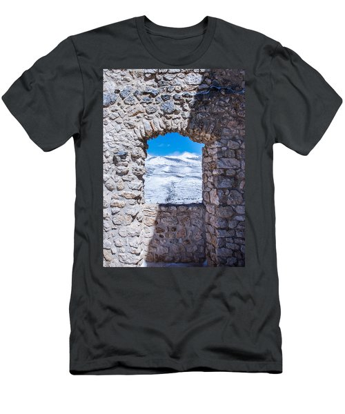 A Window On The World Men's T-Shirt (Athletic Fit)